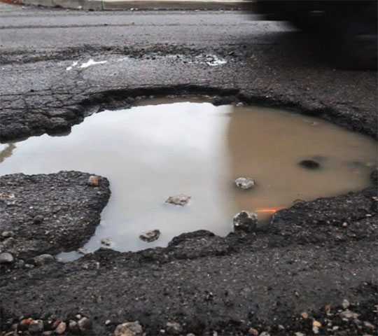 Exit 7 Sealcoating Pothole Repair Services in NJ